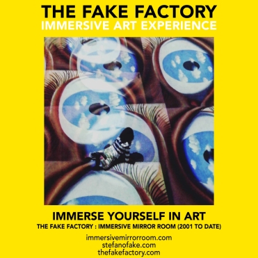 THE FAKE FACTORY immersive mirror room_02044