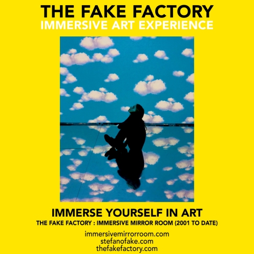 THE FAKE FACTORY immersive mirror room_02046