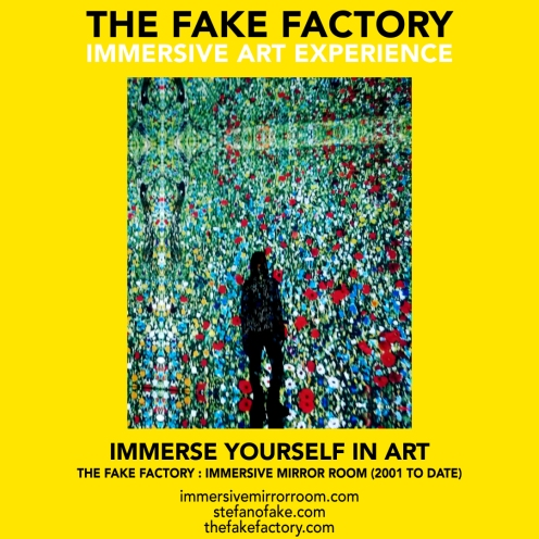 THE FAKE FACTORY immersive mirror room_02047